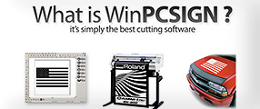 WinPCSIGN it`s simply the best cutting software