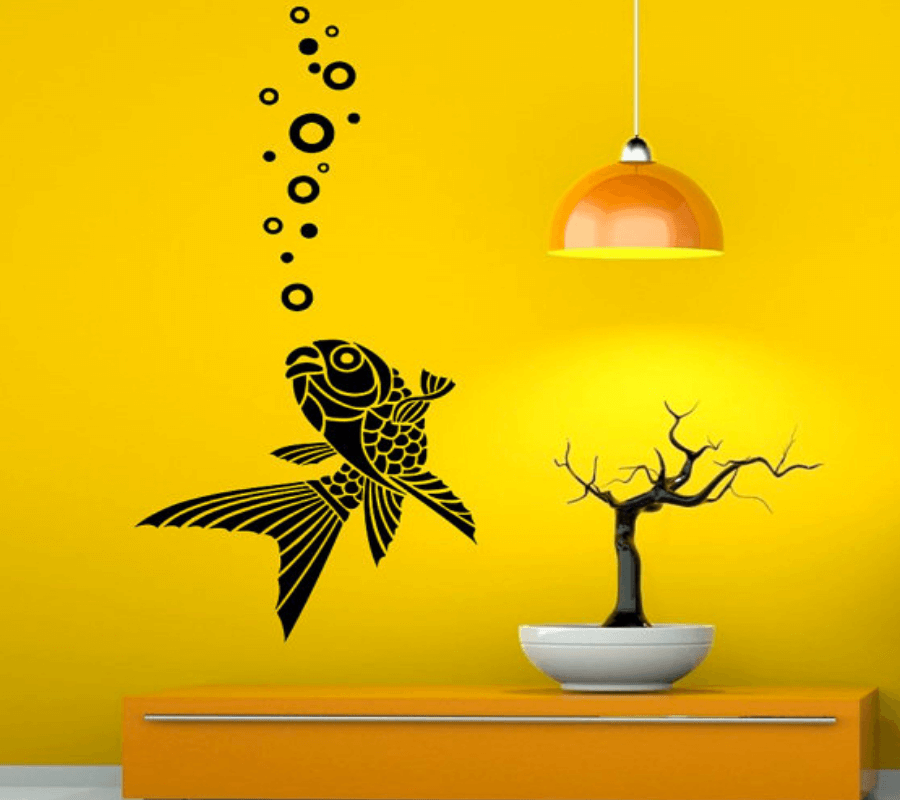 Project - Wall decoration