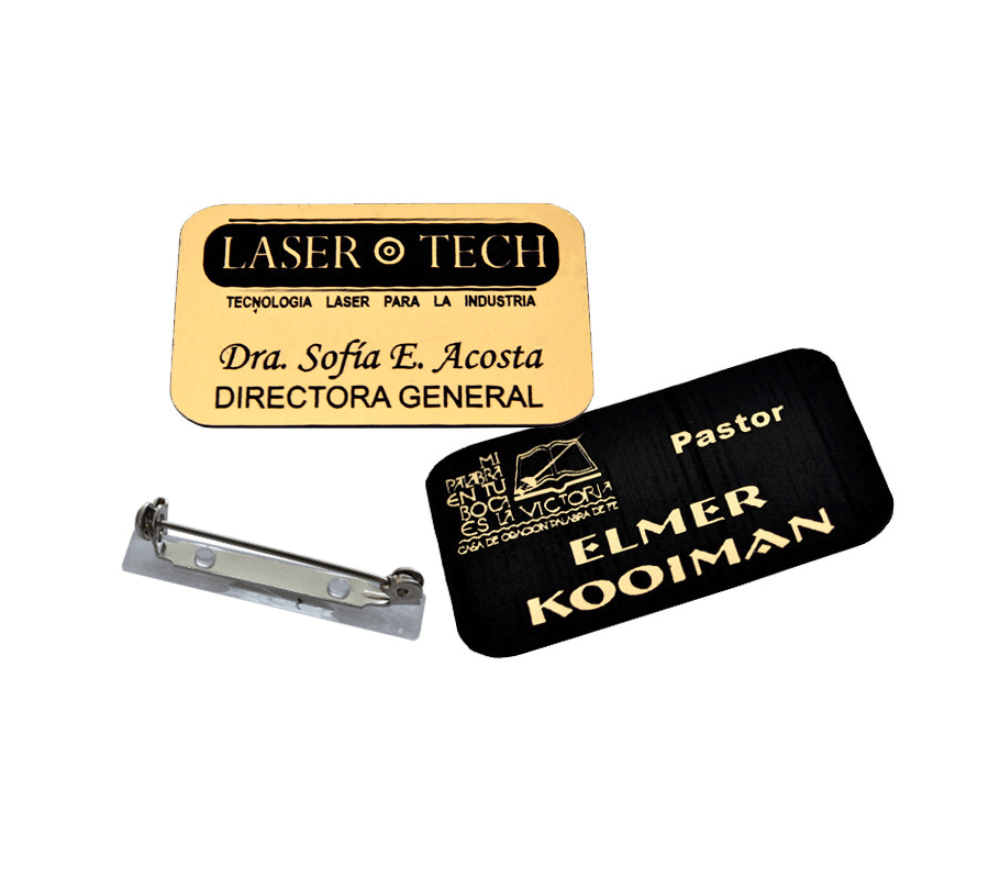 Project - Name tags